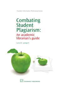 Cover image for Combating Student Plagiarism