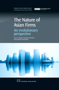 Cover image for The Nature of Asian Firms