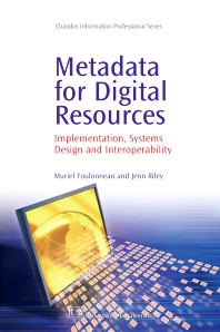 Cover image for Metadata for Digital Resources