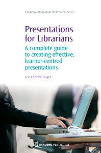 Cover image for Presentations for Librarians