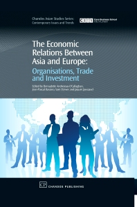 Cover image for The Economic Relations Between Asia and Europe