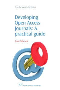 Cover image for Developing Open Access Journals