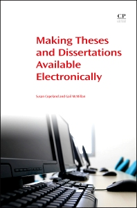 Cover image for Making theses and Dissertations Available Electronically