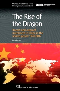 Cover image for The Rise of the Dragon