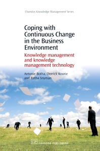 Cover image for Coping with Continuous Change in the Business Environment