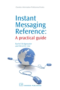 Cover image for Instant Messaging Reference