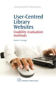 Cover image for User-Centred Library Websites