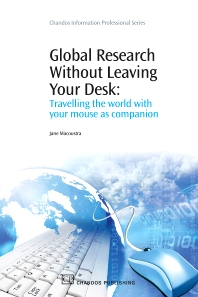Global Research Without Leaving Your Desk - 1st Edition - ISBN: 9781843343660, 9781780630212