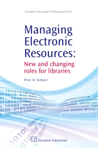 Cover image for Managing Electronic Resources