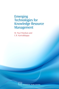 Emerging Technologies for Knowledge Resource Management - 1st Edition - ISBN: 9781843343707, 9781780631202