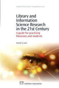 Cover image for Library and Information Science Research in the 21st Century