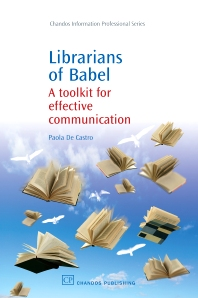 Cover image for Librarians of Babel