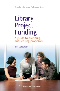 Library Project Funding - 1st Edition - ISBN: 9781843343806, 9781780631295