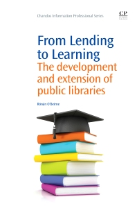 From Lending to Learning - 1st Edition - ISBN: 9781843343882, 9781780630496