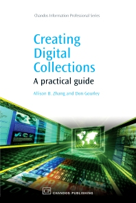 Cover image for Creating Digital Collections