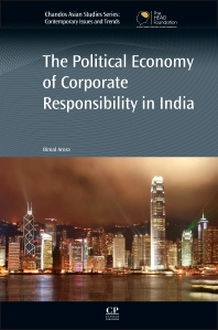 Cover image for The Political Economy of Corporate Responsibility in India