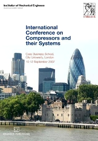 International Conference On Compressors and their Systems - 1st Edition - ISBN: 9781843344186