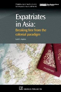 Cover image for Expatriates in Asia
