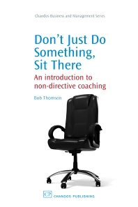 Cover image for Don't Just Do Something, Sit There