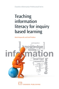 Cover image for Teaching Information Literacy for Inquiry-Based Learning