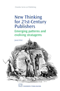 Cover image for New Thinking for 21st Century Publishers