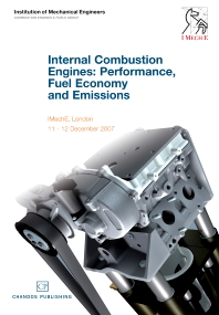 Internal Combustion Engines - 1st Edition - ISBN: 9781843344513