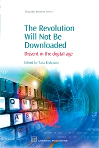 Cover image for The Revolution Will Not Be Downloaded