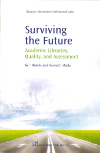 Cover image for Surviving the Future