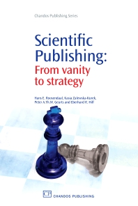 Cover image for Scientific Publishing