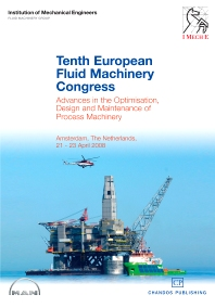 Tenth European Fluid Machinery Congress - 1st Edition - ISBN: 9781843344926