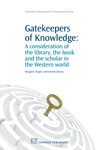 Gatekeepers of Knowledge - 1st Edition - ISBN: 9781843345053, 9781780632070