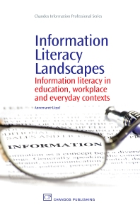 Cover image for Information Literacy Landscapes