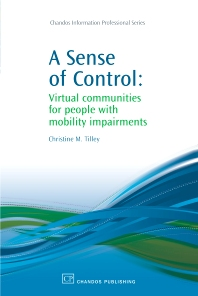 A Sense of Control - 1st Edition - ISBN: 9781843345213, 9781780631448