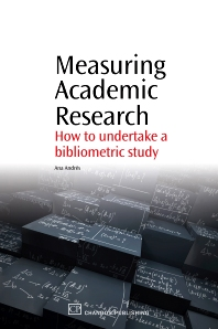 Measuring Academic Research - 1st Edition - ISBN: 9781843345282, 9781780630182
