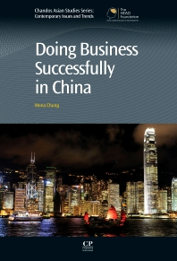 Cover image for Doing Business Successfully in China