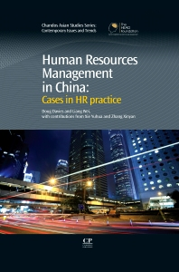 Cover image for Human Resources Management in China