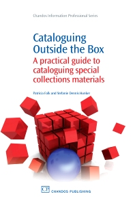 Cover image for Cataloguing Outside the Box