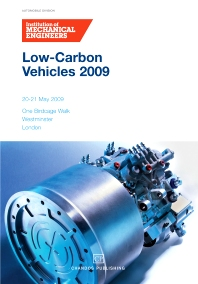 Low Carbon Vehicles 2009 - 1st Edition - ISBN: 9781843345602, 9780857094414