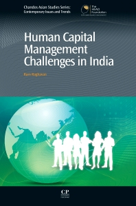 Cover image for Human Capital Management Challenges in India