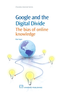 Cover image for Google and the Digital Divide