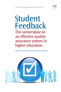 Student Feedback - 1st Edition - ISBN: 9781843345732, 9781780632582