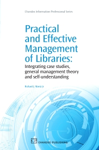 Cover image for Practical and Effective Management of Libraries
