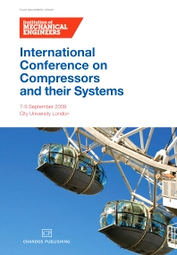 International Conference On Compressors and their Systems 2009 - 1st Edition - ISBN: 9781843345817