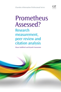 Prometheus Assessed? - 1st Edition - ISBN: 9781843345893, 9781780633015