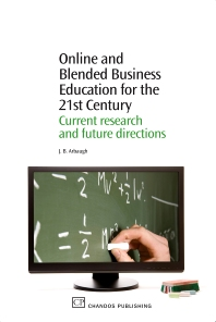 Cover image for Online and Blended Business Education for the 21st Century