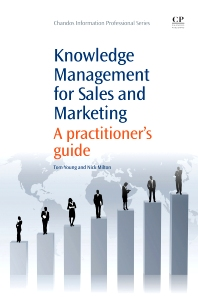 Cover image for Knowledge Management for Sales and Marketing