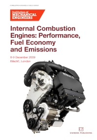 Internal Combustion Engines - 1st Edition - ISBN: 9781843346074