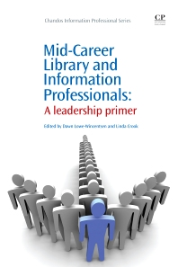 Cover image for Mid-Career Library and Information Professionals