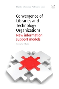 Cover image for Convergence of Libraries and Technology Organizations
