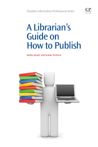 Cover image for A Librarian's Guide on How to Publish